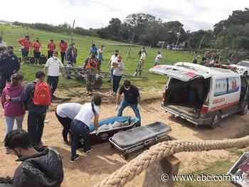 Villeta: hallan cuerpo de uno de los dos pescadores que cayeron al río Paraguay - Nacionales - ABC Color