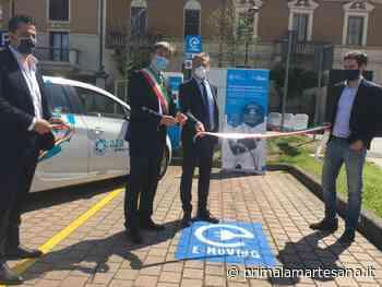 Carugate verso il futuro: inaugurate sette colonnine per la ricarica di veicoli elettrici - Prima la Martesana