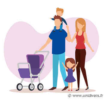 Accueil Enfant-Parent 6 bis rue Henri Vel Durand samedi 29 mai 2021 - Unidivers