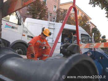 A Budrio la frazione Dugliolo si collega al depuratore, mentre si rinnova la stazione ecologica Hera a Camugnano - Modena 2000