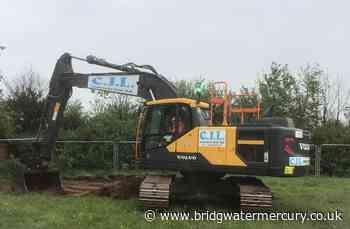 Work starts on Royal View development in North Petherton - Bridgwater Mercury