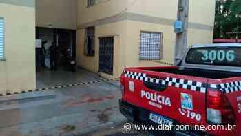 Jovem é morto nas escadas de prédio em Ananindeua - Diário Online