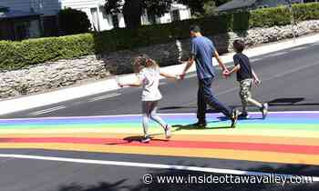 Council 'We all belong': Colourful Pride crosswalks could be coming to Mississippi Mills Carleton Place Almonte - Ottawa Valley News
