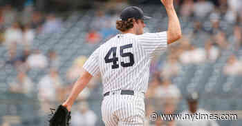 With Cole on the Hill, Yankees Run Scoreless Streak to 30 Innings