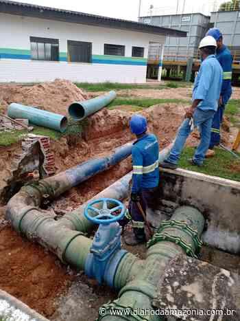 Pimenta Bueno aumenta produção de água potável em 20% - Diário da Amazônia