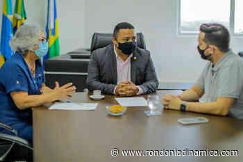 Vereador de Pimenta Bueno pede cursos da Escola do Legislativo - Rondônia Dinâmica