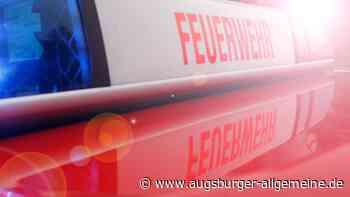 Feuer bricht in Pflegeheim aus - Augsburger Allgemeine