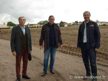 Cadaujac : le Château Smith Haut Laffite investit le centre bourg - Sud Ouest