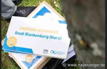 Blankenburg ist Energie-Kommune des Monats März 2021 - Halle (Saale)
