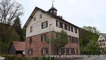 Baiersbronn - Neue Chance für historisches Gebäude - Schwarzwälder Bote