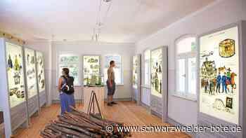Baiersbronn - Glashütte startet in die Saison - Schwarzwälder Bote