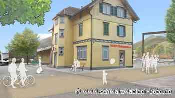Gartenschau 2025 - Baiersbronner Gemeinderat gibt grünes Licht für Entwurfsplanung - Schwarzwälder Bote