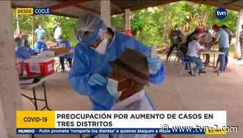 Podrían endurecer medidas en Coclé por aumento de covid - TVN Panamá