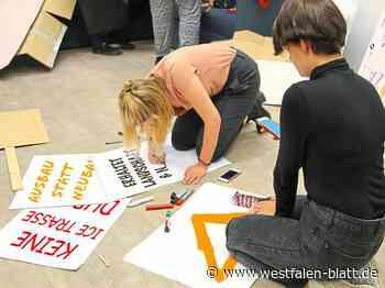 Bürgerinitiative kündigt Demo an - Westfalen-Blatt