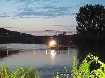 Auf der Weser in Seenot - Westfalen-Blatt