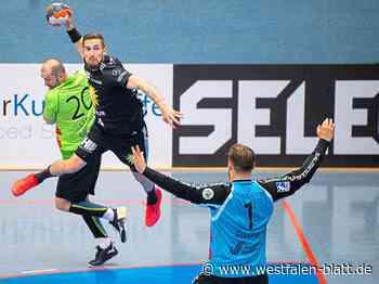 37:27 – der TuS N-Lübbecke ist bereit fürs Spitzenspiel gegen Gummersbach - Westfalen-Blatt