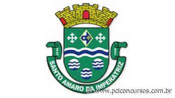 Câmara de Santo Amaro da Imperatriz - SC divulga novo Processo Seletivo - PCI Concursos