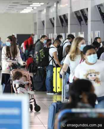 Aeropuerto de Tocumen cierra de forma temporal muelle norte de T1 - En Segundos