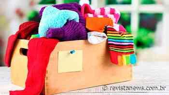 Lagoa Vermelha inicia arrecadação de roupas infantis e alimentos - Revista News