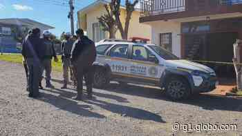 Suspeito de feminicídio e latrocínio é encontrado morto em Lagoa Vermelha, diz polícia - G1