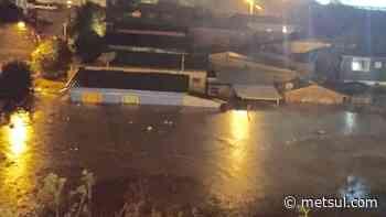 Próximo Chuva de um mês em duas horas castiga Lagoa Vermelha - MetSul Meteorologia