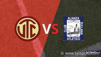 Alianza Atlético derrotó a UTC 2 a 0 - TyC Sports
