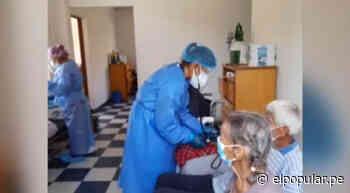 Santa Eulalia: ocho ancianos que viven en albergue dan positivo a COVID-19 - ElPopular.pe