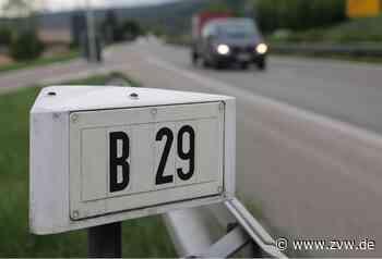 B29-Anschlussstelle Remshalden: 29-Jähriger bei Unfall leicht verletzt - Blaulicht - Zeitungsverlag Waiblingen