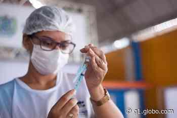 Santa Cruz do Capibaribe retoma aplicação da 2ª dose da CoronaVac - G1