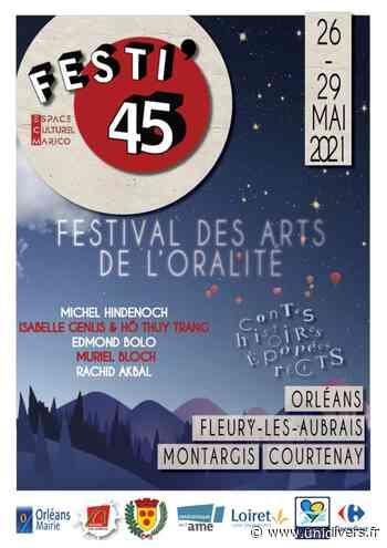 Festival Festi'45 Courtenay samedi 29 mai 2021 - Unidivers