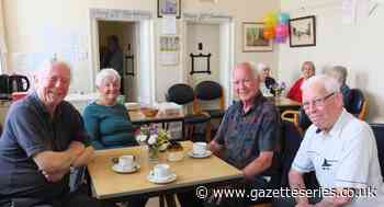 Thornbury's over 60s tea room to reopen tomorrow following refurbishment - South Cotswolds Gazette