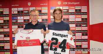 VfB Stuttgart: Wie Michael Reschke Borna Sosa half und was er ihm wünscht - SPORT1