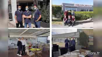 Jacou : des restaurateurs heureux de retrouver leur clientèle en plein air - Midi Libre