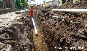 Obras de optimización del alcantarillado sanitario y la PTAR en Nátaga - Huila