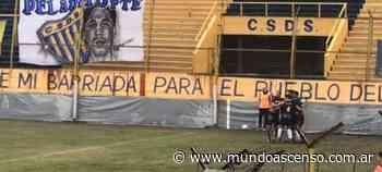 DOCK SUD 1 - SAN MARTIN DE BURZACO 0 | El Dccke es puntero previo al parate - Mundo Ascenso