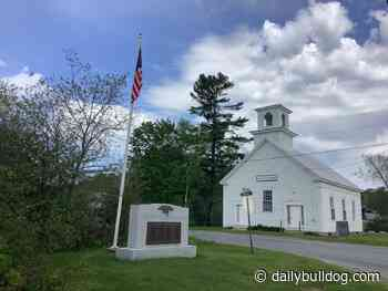 Chesterville Meeting House re-opens for Memorial Day – Daily Bulldog - Daily Bulldog