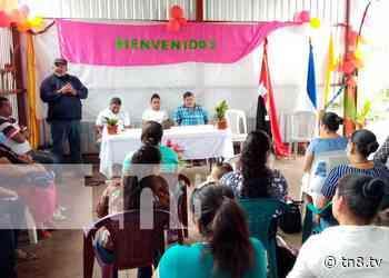 MEFCCA inaugura obras de infraestructura en cooperativa de Yalí, Jinotega - TN8 Nicaragua