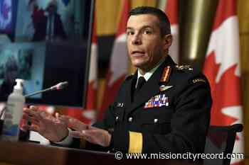Investigation into military officer overseeing vaccines referred to Quebec prosecutor – Mission City Record - Mission City Record