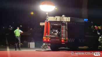 Um morto em colisão entre três carros no Montijo - CMTV