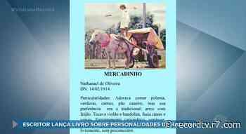 Escritor lança livro sobre personalidades de Batatais - Record TV