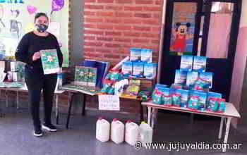 Fortaleciendo el CDI de El Talar y La Mendieta - Jujuy al día