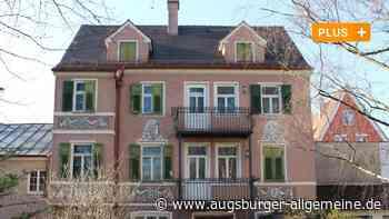 Was aus dem Holzbaur-Haus werden soll - Augsburger Allgemeine