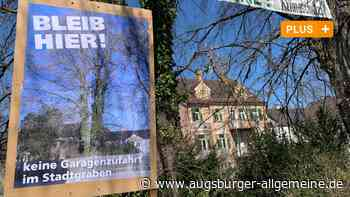 Die umstrittene Tiefgaragenzufahrt in Mindelheim ist vom Tisch - Augsburger Allgemeine