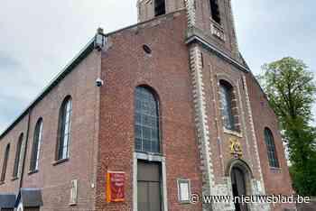 God ziet u! Vier camera's bewaken omgeving kerk - Het Nieuwsblad