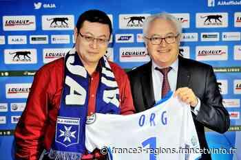 Auxerre : sport, finance et politique, qui est James Zhou nouveau président de l'AJA ? - France 3 Régions