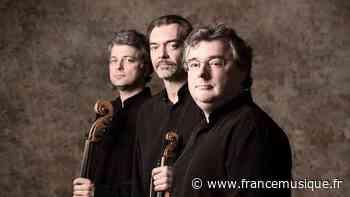 Trio Wanderer • Académie Orsay/Royaumont (3e volet) • La Camera delle Lacrime • DYS/10, comédie musicale - France Musique