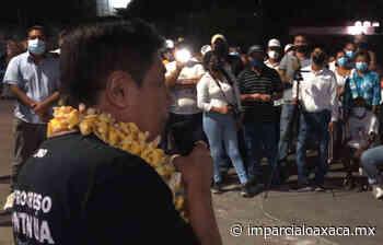 Apoyan en la colonia San Pablo de Salina Cruz a Coco Léon - El Imparcial de Oaxaca