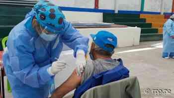 La Libertad: El 34% de adultos mayores de 70 años en Otuzco no aceptó vacuna contra la COVID-19 - RPP Noticias