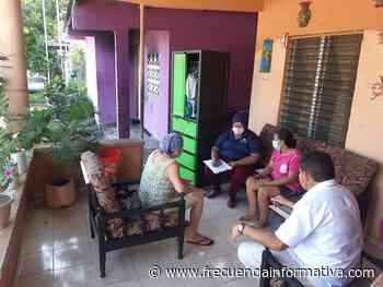 Evalúan a familia de Alanje afectada por incendio - Chiriquí - frecuenciainformativa.com