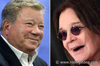 Watch Ozzy Osbourne, William Shatner to Join WWE Wrestling Hall of Fame - Rolling Stone